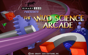 The Wild Science Arcade