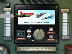 Thunderbirds: F.A.B. Action Pack