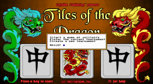 Tiles of the Dragon