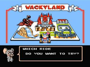 Tiny Toon Adventures: Trouble in Wackyland
