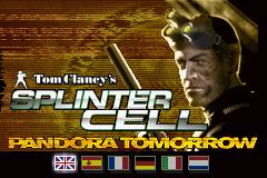 Tom Clancy\'s Splinter Cell: Pandora Tomorrow