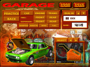 Total Adrenaline 3D Drag Racing