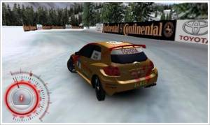 Toyota Auris Ice Experience