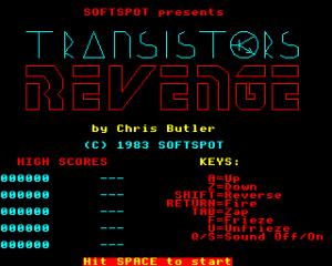 Transistors Revenge