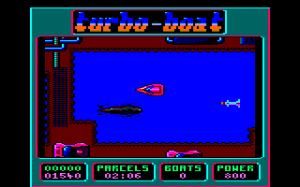Turbo Boat Simulator
