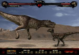Turf Wars - Jurassic Fight Club The Game