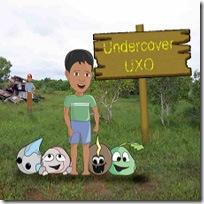 Undercover UXO