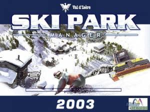 Val d\'Isère Ski Park Manager: Edition 2003