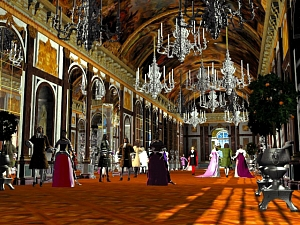 Versailles 1685