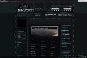 Vile City: Cyberpunk Gang Simulator