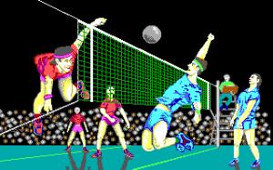 Volleyball Simulator
