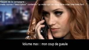 Volume max