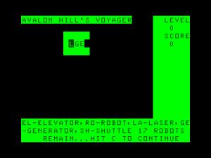 Voyager I: Sabotage of the Robot Ship