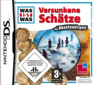 WAS IST WAS: Versunkene Sch&auml;tze - Das Abenteuerspiel
