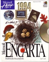 Microsoft Encarta (Included game)