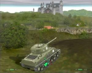 WWII : Tank Battles