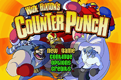 Wade Hixton\'s Counter Punch