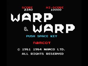 Warp Warp