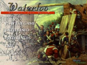 Waterloo: Napoleon\'s Last Battle