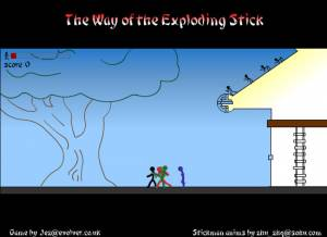 Way of the Exploding Stick
