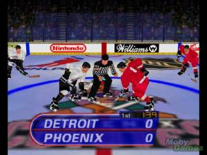 Wayne Gretzky\'s 3D Hockey