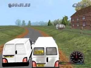 White Van Racer