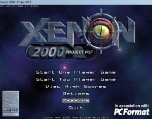 Xenon 2000: Project PCF