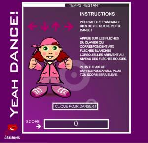 Yeah Dance! (Version fille)
