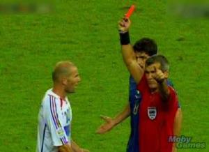 Zidane Head Butt Game