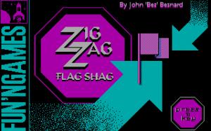 Zig Zag Flag Shag