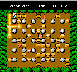 Bomberman II / Dynablaster
