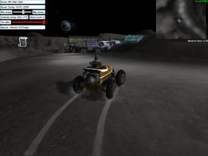 AstroEngineer: Moon Rover