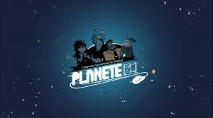 Planète 01, l\'Odyssée numérique de Globert
