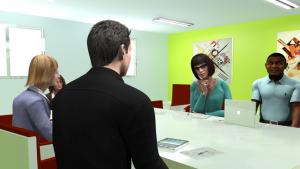 Simulang Serious Games : S'entrainer à vivre des situations professionnelles en Anglais