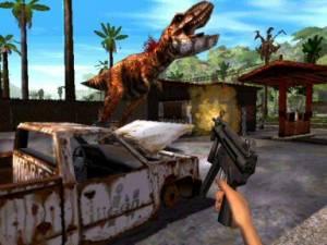 Jurassic Park Trespasser