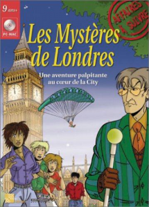 Les Myst&egrave;res de Londres
