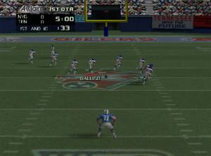 NFL Quarterback Club \'98