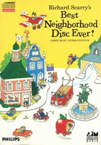 Richard Scarry\'s Busiest Neighborhood Disc Ever!