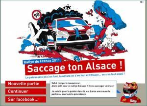 Saccage ton Alsace