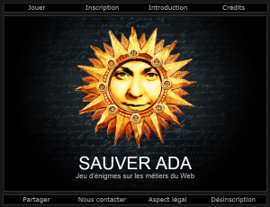 Sauver ADA