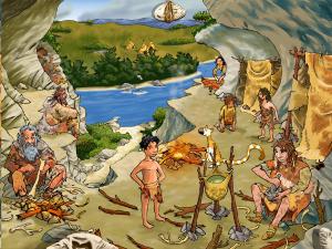 Sethi et la tribu de Neandertal