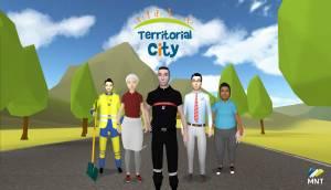 territorial city