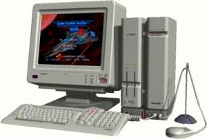 Sharp X68000