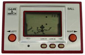 Game &amp; Watch