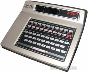 Magnavox Odyssey&sup2; (Videopac)