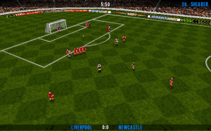 Actua Soccer Club Edition