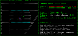 Aliens: The Roguelike