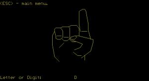 American Sign Language Tutor