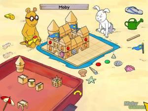 Arthur\'s Sand Castle Contest