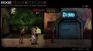 Maneater Game